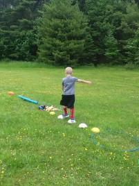 Brayson Obstacle
