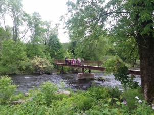 Bridge and Scenery
