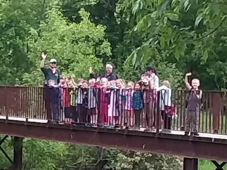 Bridge at Payson Park