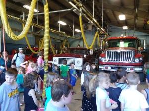 Inside the Firehouse