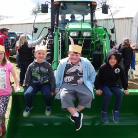 Tractor Fun at Windsor