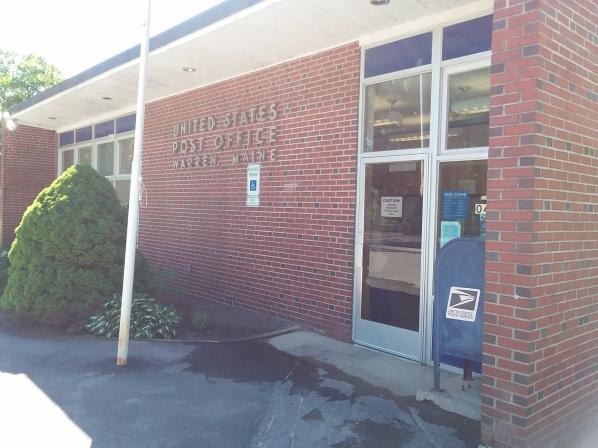 Warren Post Office
